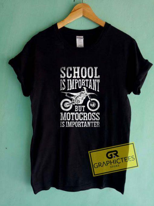School Is ImportantTee Shirts