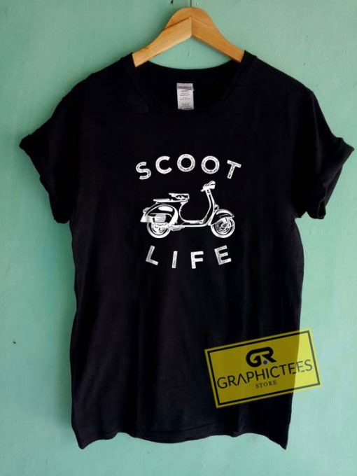 Scoot Life Scooter Tee Shirts