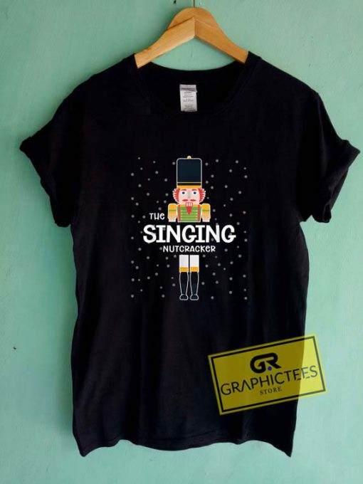 Singing Nutcracker Tee Shirts