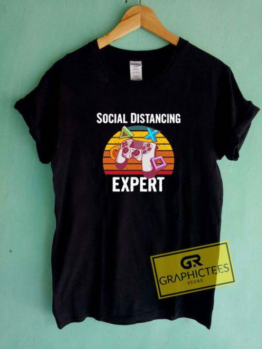 Social Distancing ExpertTee Shirts