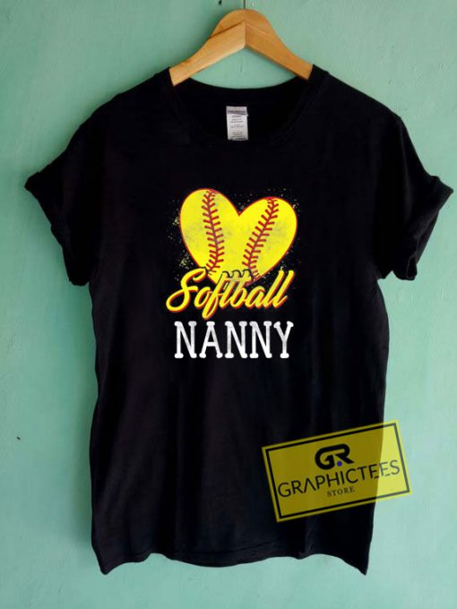 Softball Nanny Tee Shirts