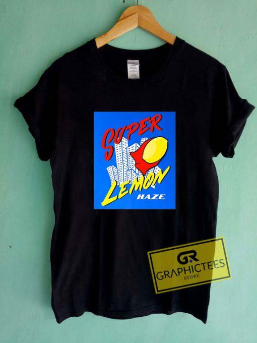 Super Lemon HazeTee Shirts