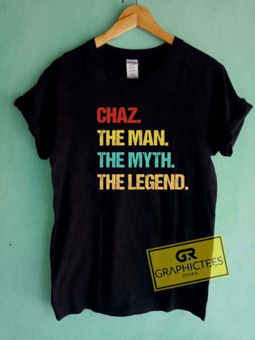 Chaz The MythTee Shirts