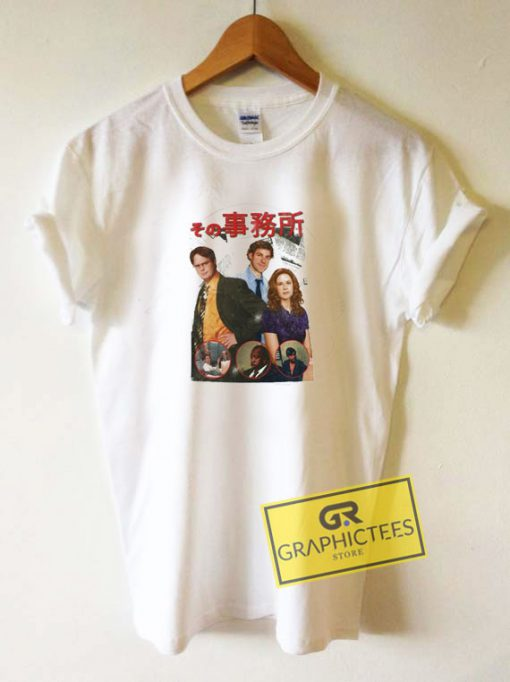 The Office Japanese Tee Shirts