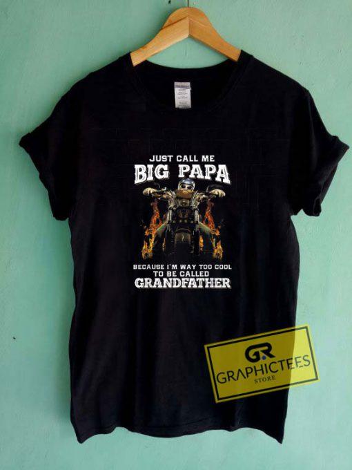 To Be Called GrandfatherTee Shirts