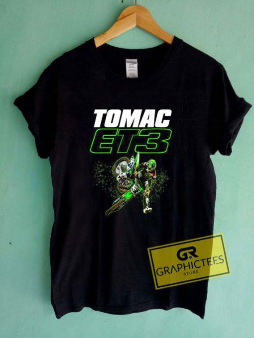 Tomac ET3 Tee Shirts