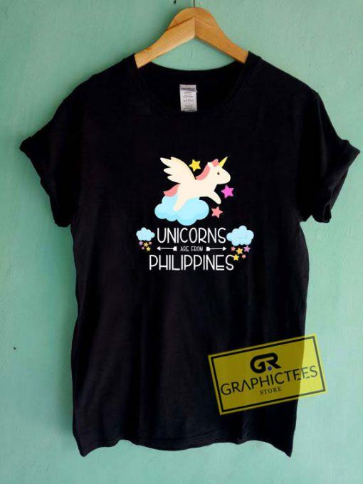Unicorns PhilippinesTee Shirts