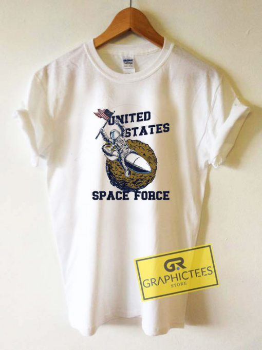 United States Space Force Tee Shirts