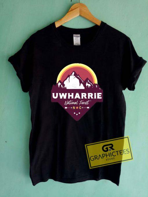 Uwharrie National ForestTee Shirts