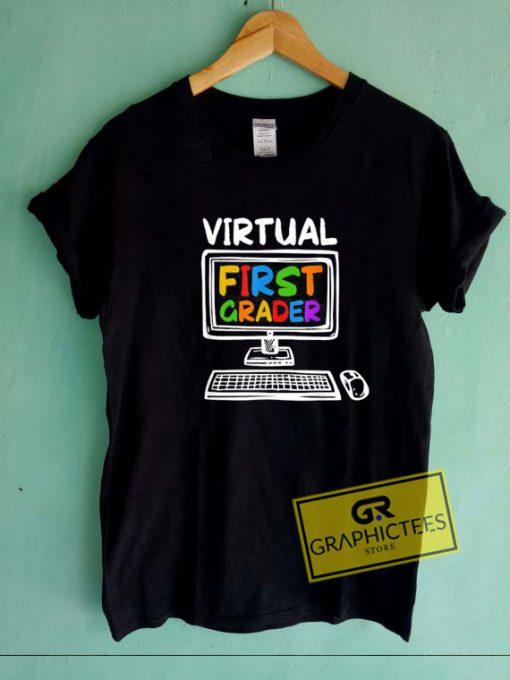 Virtual First Grade Tee Shirts