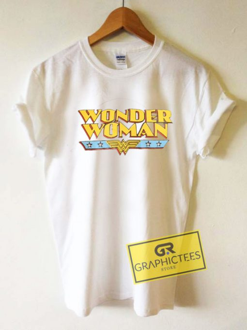 Wonder Woman LogoTee Shirts