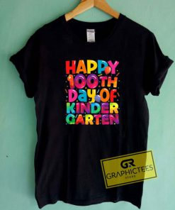 100Th Day Of Kindergarten Tee Shirts