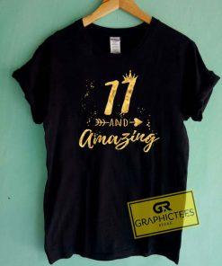11 And Amazing Tee Shirts