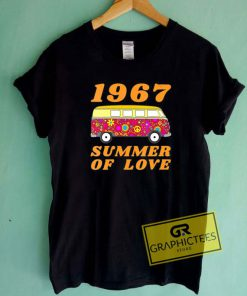 1967 Summer Of Love Tee Shirts