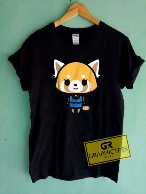 Aggretsuko Sweet Front Tee Shirts