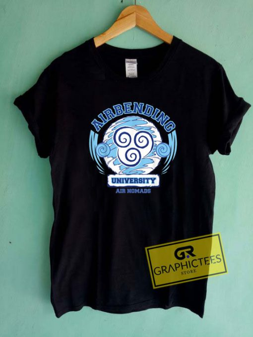 Air Bending UniversityTee Shirts