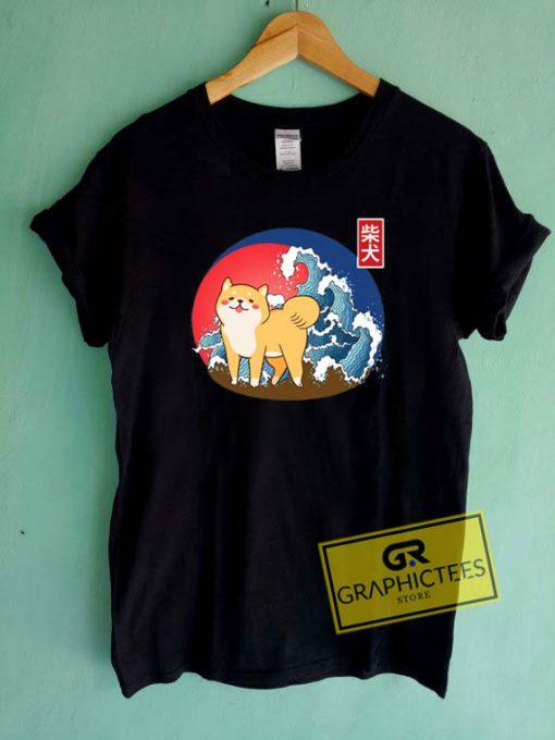 Akita Shiba Inu DogTee Shirts