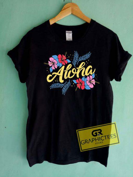 Aloha HawaiiTee Shirts