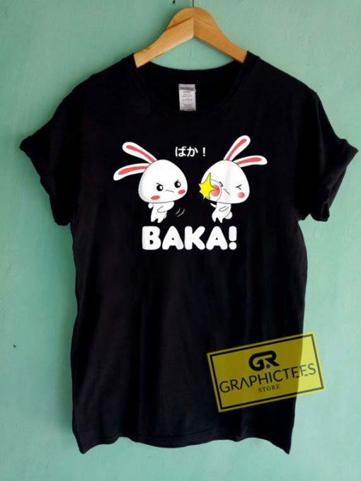 Anime Baka OtakuTee Shirts