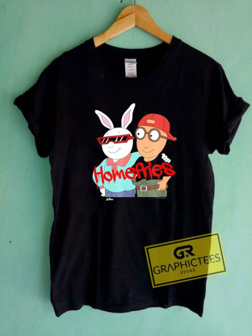 Arthur Homefries Tee Shirts
