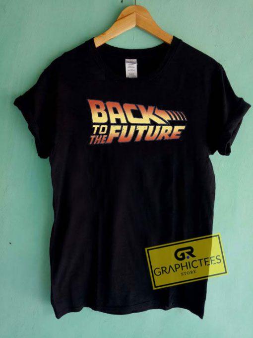 Back To The Future Tee Shirts