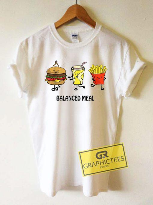 Balanced MealTee Shirts