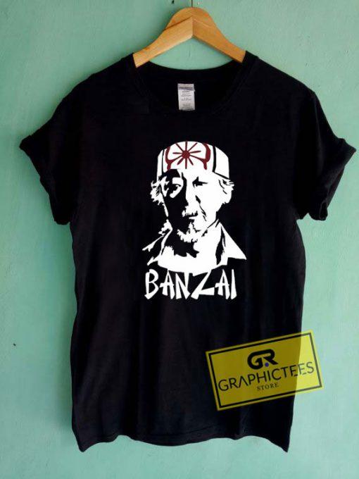 Banzai Cobra VintageTee Shirts