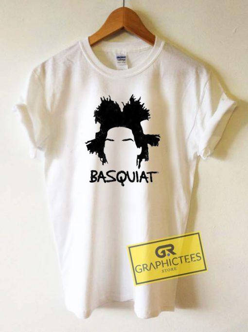 Basquiat Jean MichelTee Shirts