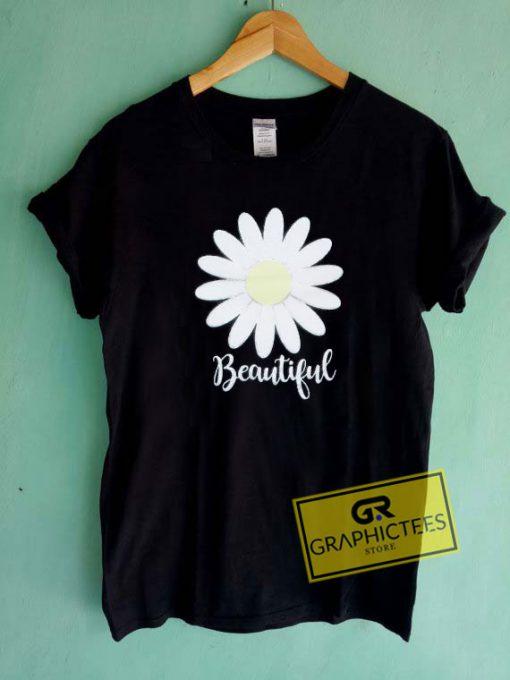 Beautiful Deasy FlowerTee Shirts