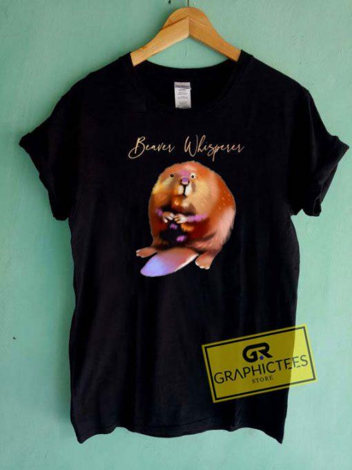 Beaver WhispererTee Shirts