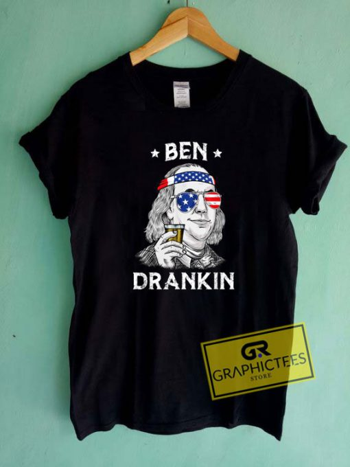 Ben Drankin Benjamin Tee Shirts