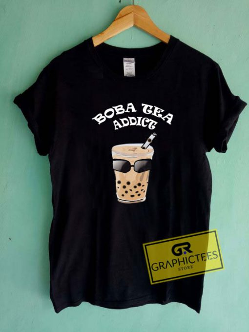 Boba AddictTee Shirts