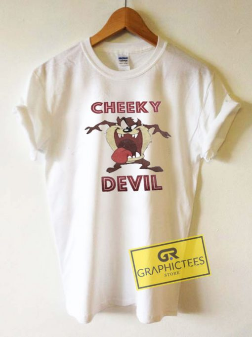 Cheeky Devil Looney Tunes Tee Shirts