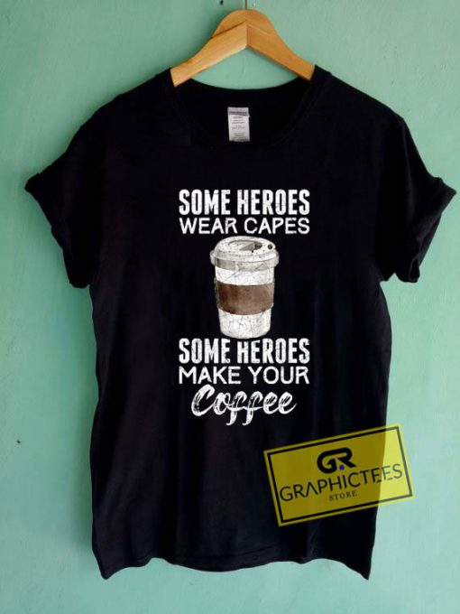 Coffee Lover Tee Shirts