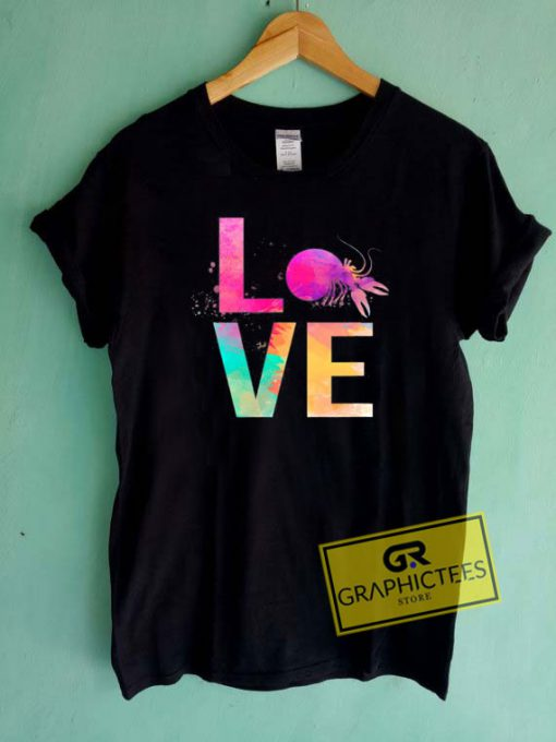 Colorful Hermit CrabTee Shirts