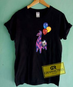 Cool Lama GamingTee Shirts