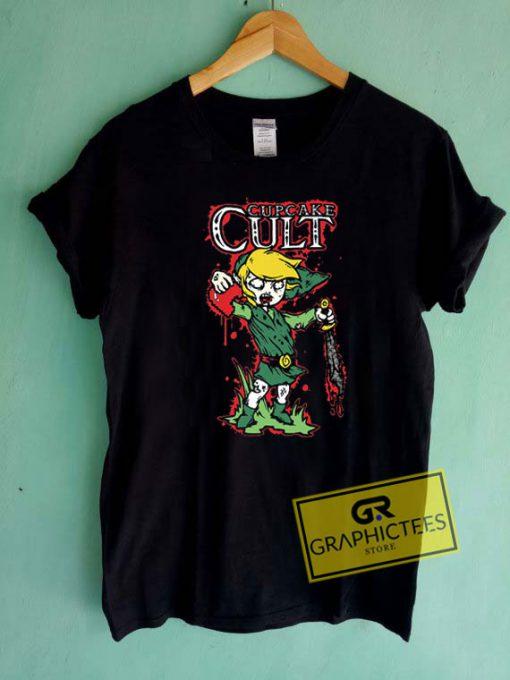 Cupcake Cult ZeldaTee Shirts