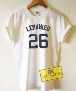 DJ LeMahieu 26Tee Shirts