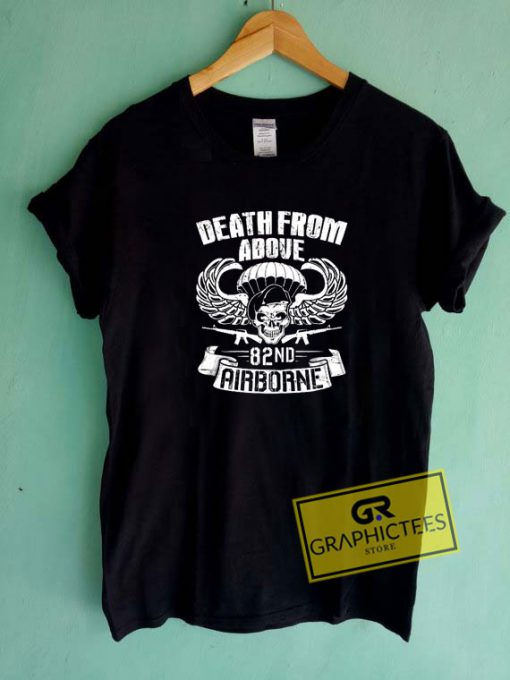 Death From Above Tee Shirts