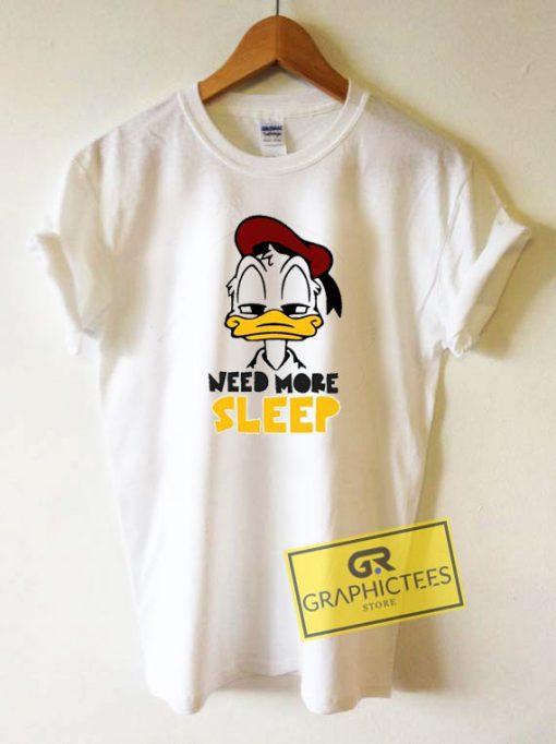Donald Need More SleepTee Shirts