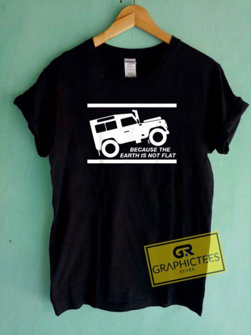 Earth RoverTee Shirts