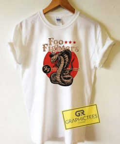 Foo Fighters SnakeTee Shirts