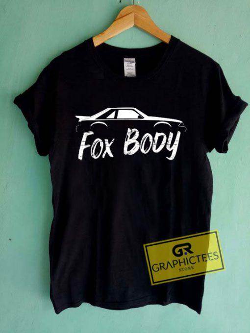 FoxbodyTee Shirts