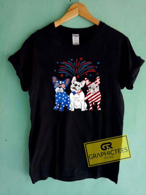 French BulldogsTee Shirts
