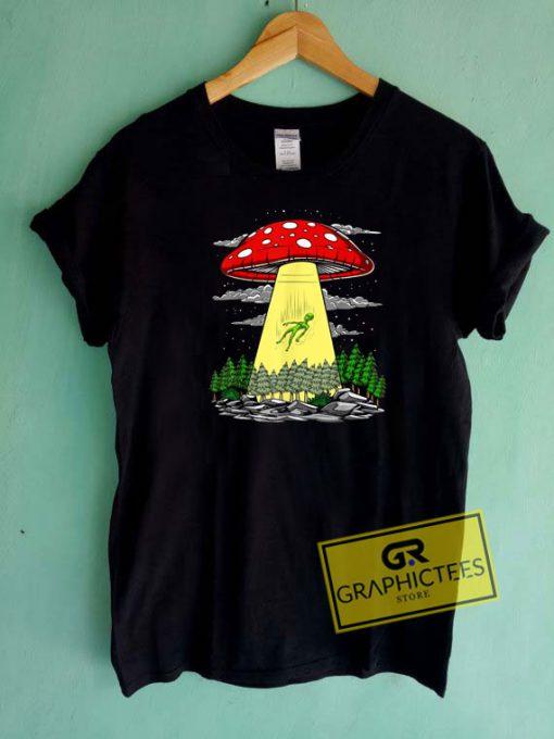 Fungus Psilocybin ShroomTee Shirts