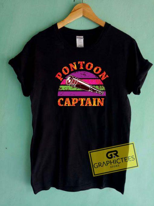 Funny Pontoon BoatingTee Shirts