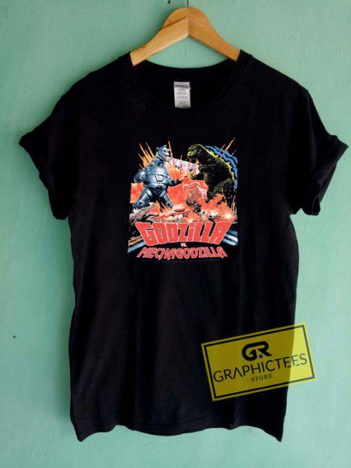 Godzilla vs MechagodzillaTee Shirts