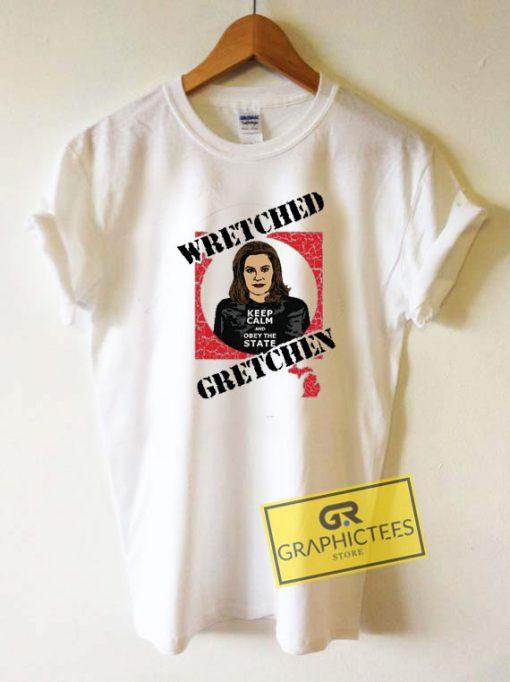 Gretchen Whitmer VintageTee Shirts