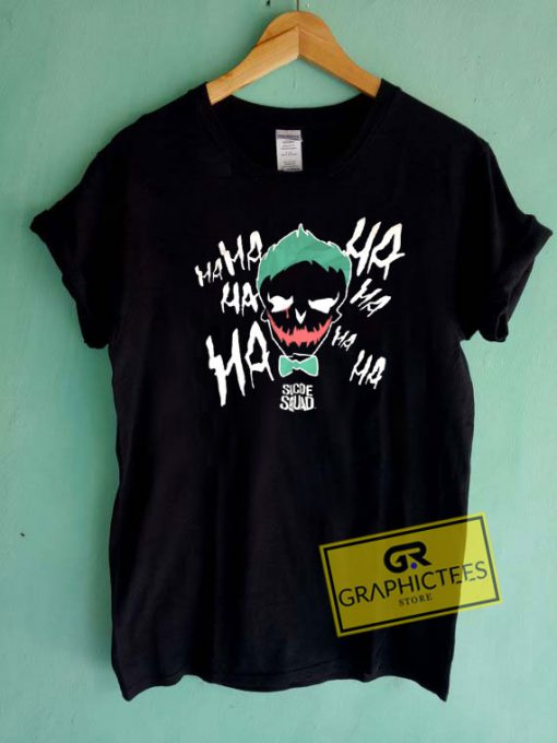 Hahaha Suicide SquadTee Shirts