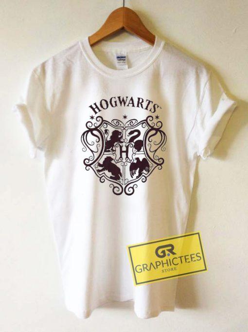 Hogwarts CrestTee Shirts